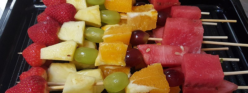Claveliis Fruit and Healthy Treats